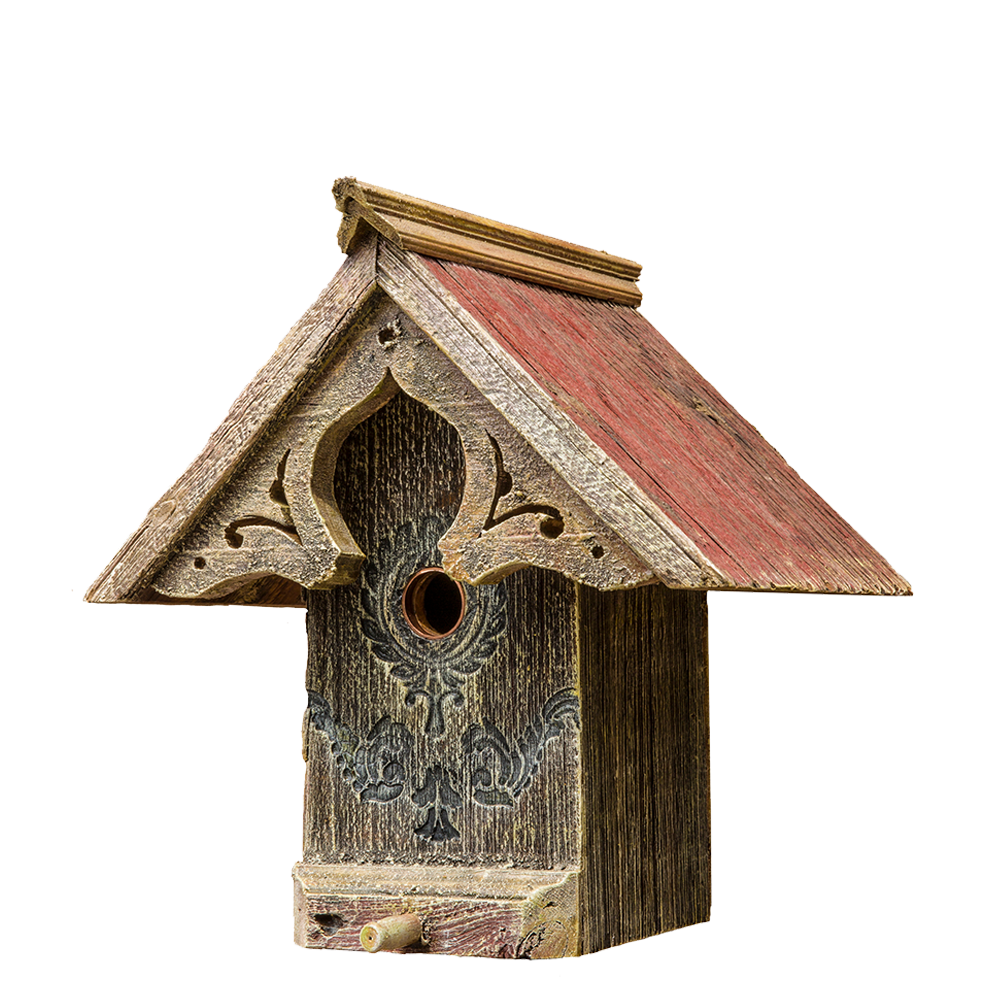 English Cottage Birdhouse Barns Into Birdhouses